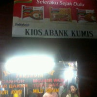Photo taken at Kios Abank Kumis by adventus i. on 5/14/2013