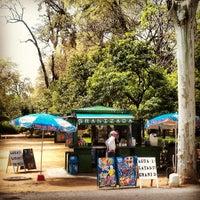 Foto tomada en Parque de María Luisa por Tomás C. el 4/3/2013