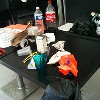 Photo taken at La Plage by Michael G. on 10/5/2012