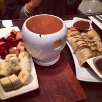 Photo taken at Maya Le Chocolaterie by Hala A. on 11/13/2013