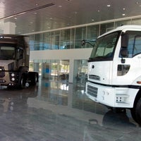 Photo taken at Ford Tan Oto Trucks by Başaran M. on 6/22/2013