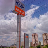 Photo taken at Ford Tan Oto Trucks by Başaran M. on 6/10/2013