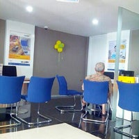 Photo taken at Bank Mandiri Pondok Indah Plaza by Ika P. on 8/27/2013