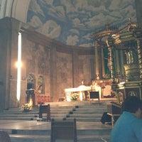 Photo taken at St John the Baptist Parish Church by Kriselle D. on 9/5/2013