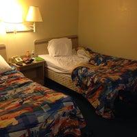 Photo taken at Motel 6 by Ellie V. on 12/25/2013