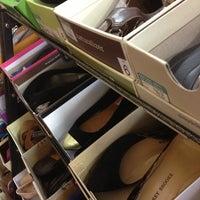 Photo taken at DSW Designer Shoe Warehouse by Kathy W. on 4/13/2013