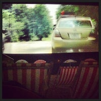 Photo taken at Drive In by Hugo P. on 7/20/2013