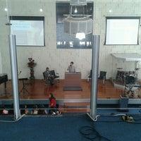 Photo taken at Primeira Igreja Batista by Igor T. on 4/7/2013