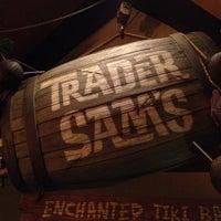 Photo taken at Trader Sam's Enchanted Tiki Bar by Mark F. on 10/9/2012