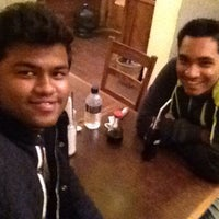Photo taken at Fools' Diner by Farhan H. on 12/12/2014