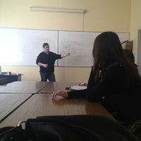 Photo taken at Universitatea de Vest by Alice B. on 4/8/2013