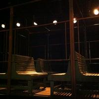 Photo taken at Teatro pedro de la barra by Verena M. on 9/1/2013