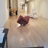 Photo taken at Bridge Gallery by MuseumNerd on 9/22/2012