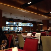 Photo taken at Restaurant Rosso - Best Western by Gonzalo R. on 12/9/2013