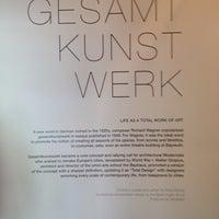 Photo taken at Gesamtkunstwerk by Benjamin Y. on 4/12/2014