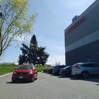 Photo taken at Honda Canada Inc. by Benjamin Y. on 4/18/2016
