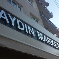 Photo taken at Aydin Market by aksel.. on 11/8/2013