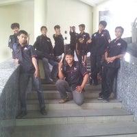 Photo taken at Museum Manusia Purba Sangiran by Ryo K. on 4/6/2013