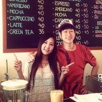 Photo taken at Soul Ciety cafe'&bar by UanPiglet Z. on 9/14/2013