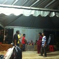 Photo taken at Kampung Kuala Lama, Mukah by Abby B. on 2/1/2013