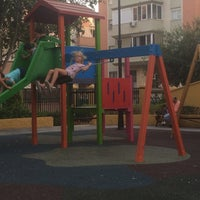 Photo taken at Parque Maria Zambrano by Toñi on 9/5/2016