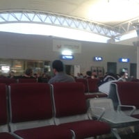 Photo taken at Ningbo Lishe International Airport (NGB) by Marja A. on 4/23/2013