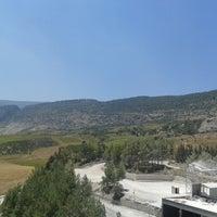 Photo taken at Karaisalı by Emre N. on 6/20/2013