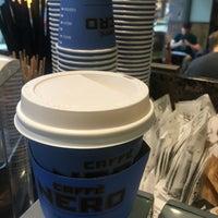 Photo taken at Caffè Nero by Kenny Z. on 7/11/2016