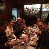 Photo taken at Chez Papa Bistrot by Christian E. on 2/4/2014