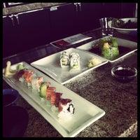 Photo taken at RA Sushi Bar Restaurant by Taylor B. on 4/2/2013
