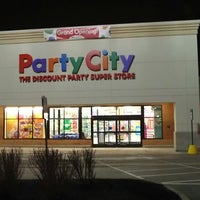 Photo taken at Party City by Samantha K. on 4/7/2013