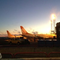Foto tirada no(a) Aeroporto Internacional de Brasília / Presidente Juscelino Kubitschek (BSB) por rpecci P. em 6/6/2013