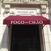 Photo taken at Fogo de Chao by rpecci P. on 10/23/2012