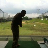 Photo taken at Pelangi Public Golf Driving Range by akmal h. on 12/3/2012