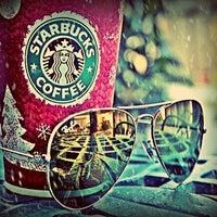 Photo taken at Starbucks by MELDA:-! on 4/10/2013