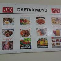 Photo taken at rumah makan ampera ria by Rahmat P. on 4/5/2014