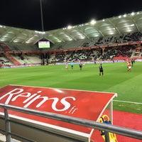 Photo Taken At Salon Vip Stade De Reims By Caglayan U On
