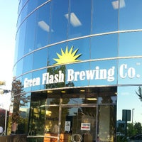 Photo taken at Green Flash Brewing Company by Jameson L. on 5/30/2013