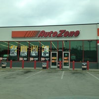 Photo taken at AutoZone by Jamie A. on 5/16/2013