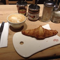 Photo taken at Le Pain Quotidien by Anete J. on 9/28/2014