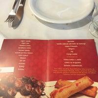 Photo taken at Restaurante Mandarim by Ricardo M. on 12/27/2015