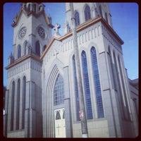 Photo taken at Igreja Nossa Senhora Do Carmo by Rafael F. on 11/12/2013