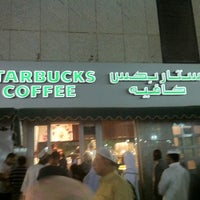 Photo taken at Starbucks by Ahmed A. on 10/20/2012
