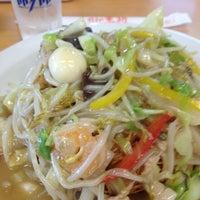 8/3/2013にakomot y.が餃子の王将 亀山2号店で撮った写真