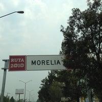 Photo taken at Morelia by Alex F. on 5/12/2013