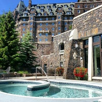 Photo taken at The Fairmont Banff Springs Hotel by Somerlea C. on 7/3/2013