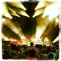 Photo taken at Huntington Bank Pavilion at Northerly Island by Brian P. on 7/21/2013
