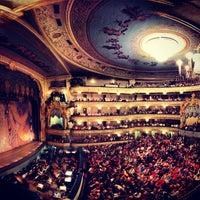Снимок сделан в Мариинский театр пользователем Brian P. 6/16/2013
