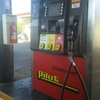 Photo taken at Pilot Travel Center by Nathan S. on 10/14/2015