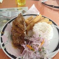 Photo taken at Restaurant El Califa by Carlos B. on 1/6/2014